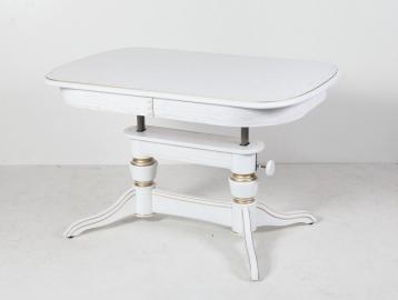 Стол Лира 4 трансформер (патина)