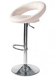 Барный стул BN 1009 Белый