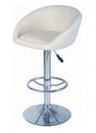 Барный стул BN-1011 Белый
