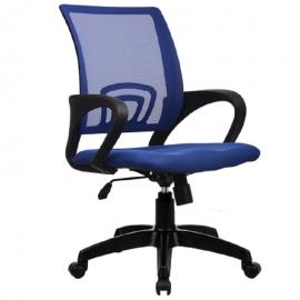 Кресло офисное 8018 Синий