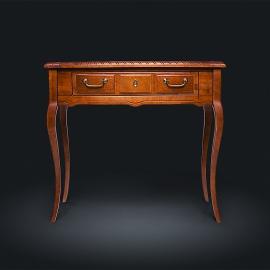 Стол туалетный из натурального дерева Zzibo, цвет орех, арт. 156