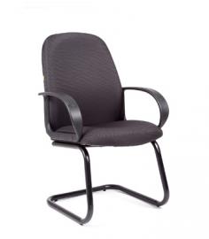 Кресло для посетителей CHAIRMAN 279 V ткань серая