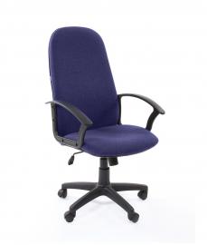 Кресло руководителя CHAIRMAN 289 синее