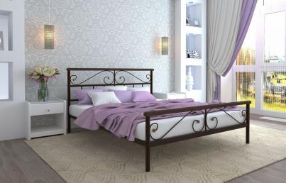 Кровать Милсон Эсмеральда plus 1200*1900