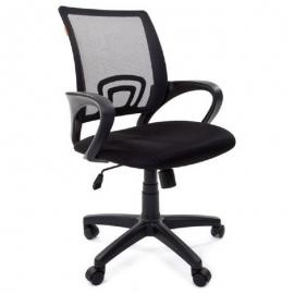 Кресло офисное 8018 Черный