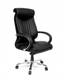 Кресло руководителя CHAIRMAN 420 чёрное