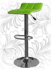 Барный стул 5014 Зелено-белый