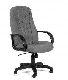 Кресло руководителя CHAIRMAN 685 серое