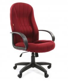 Кресло руководителя CHAIRMAN 685 красное
