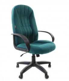 Кресло руководителя CHAIRMAN 685 бирюзовое