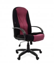 Кресло руководителя CHAIRMAN 785 бордовое