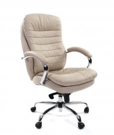 Кресло руководителя CHAIRMAN 795 белое