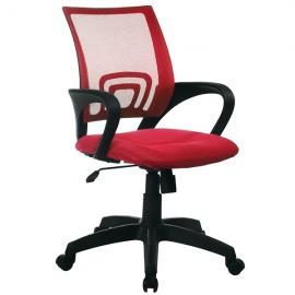 Кресло офисное 8018 Красный