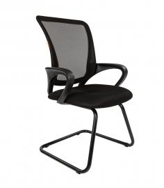 Кресло для посетителей CHAIRMAN 969 V сетка чёрная