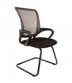 Кресло для посетителей CHAIRMAN 969 V сетка серая