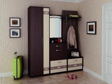 Набор мебели для прихожей Триумф 4