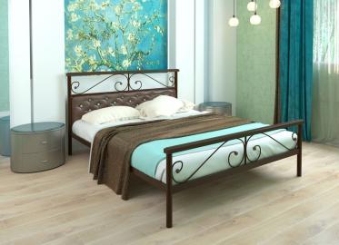 Кровать Милсон Эсмеральда plus (мягкая) 1200*1900