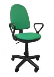 """Компьютерный стул """"Гранд самба"""" Зеленый"""