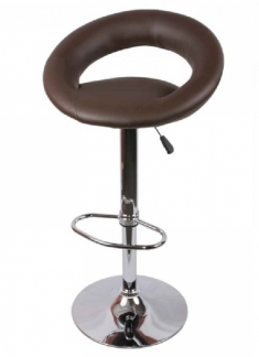 Барный стул BN-1009 Коричневый