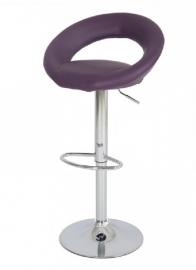 Барный стул BN-1009 Пурпурный