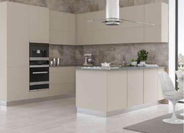 Кухонный гарнитур REHAU CRYSTAL Matt Color