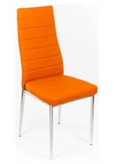Стул F 261-3 Оранжевый