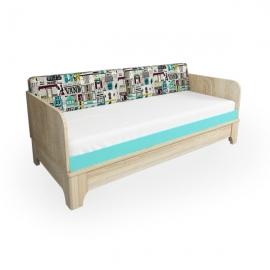 """Кровать """"Индиго"""" широкая"""
