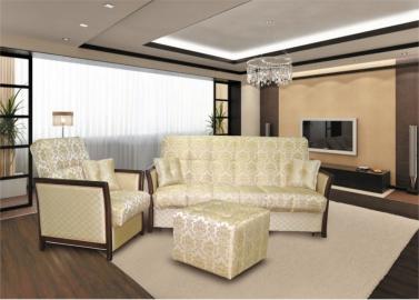 Набор мягкой мебели Классик-люкс