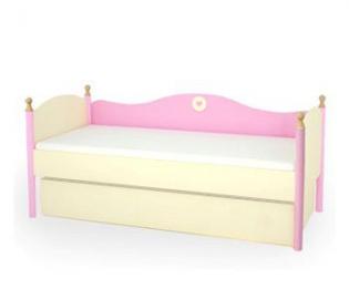 """Кровать нижняя """"Принцесса"""""""