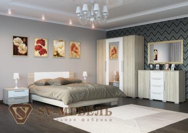 Спальный гарнитур Лагуна 2