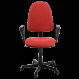 """Компьютерный стул """"Гранд самба"""" Красный"""