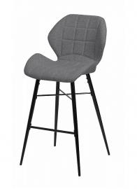 Барный стул MARSEL серый кварц