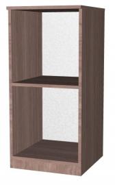 Шкаф-стеллаж открытый двухярусный ,односекционный Эконом