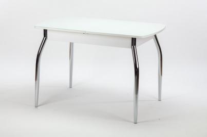 Стол Чикаго СТ МП стекло белое