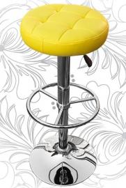 Барный стул 5008 жёлтый